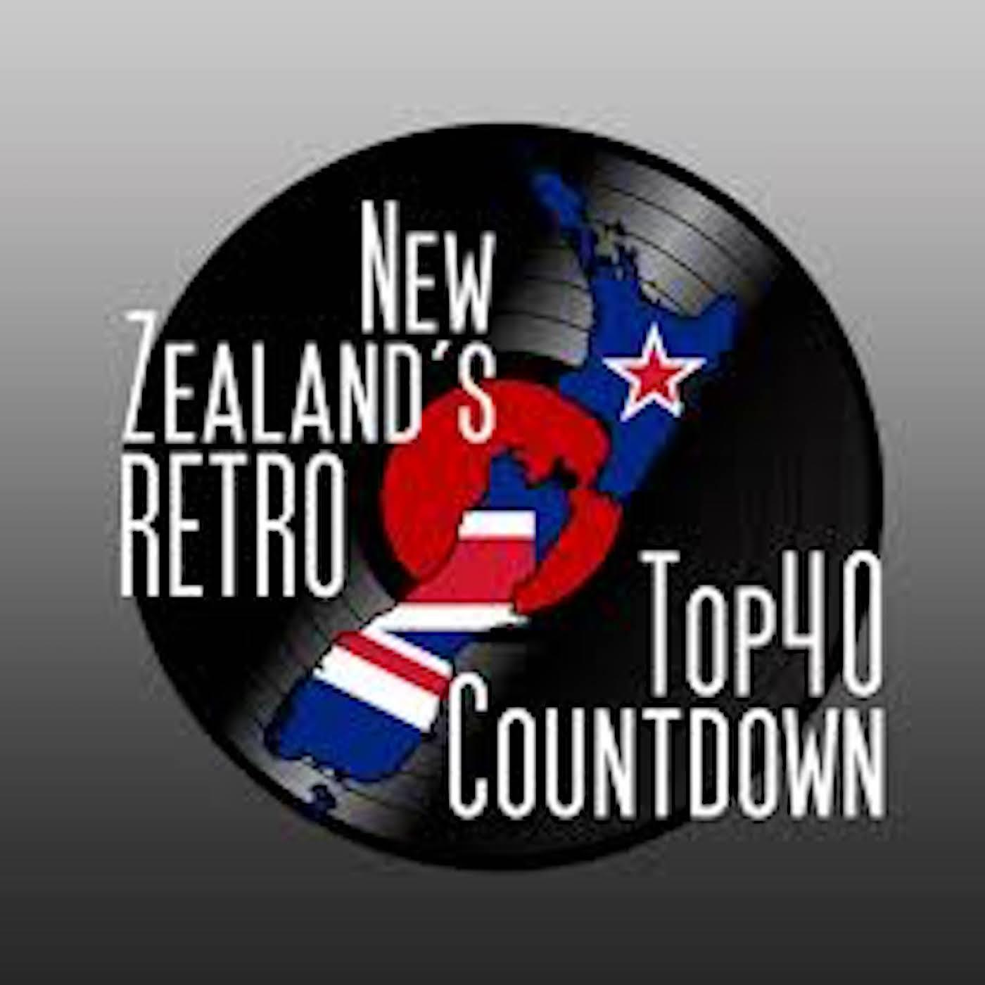 NZ Retro Weekly Top 40 Countdown