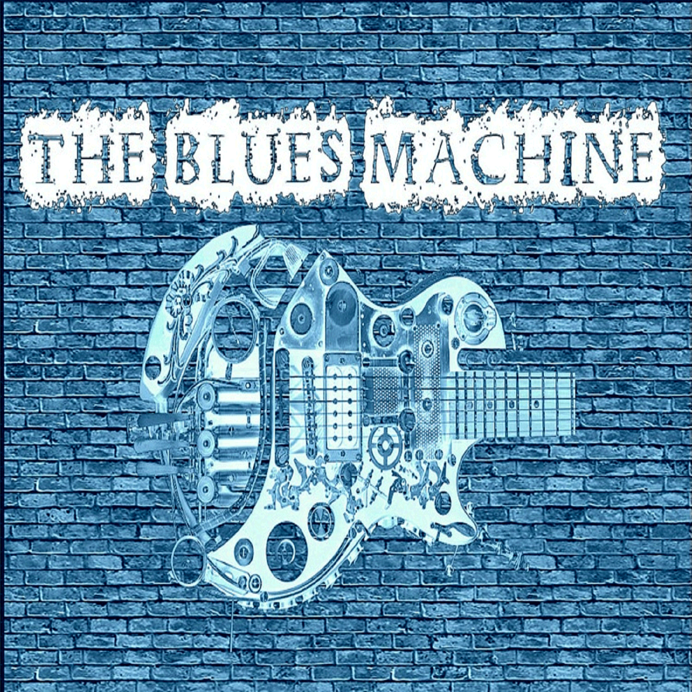 The Blues Machine - 20-11-2019