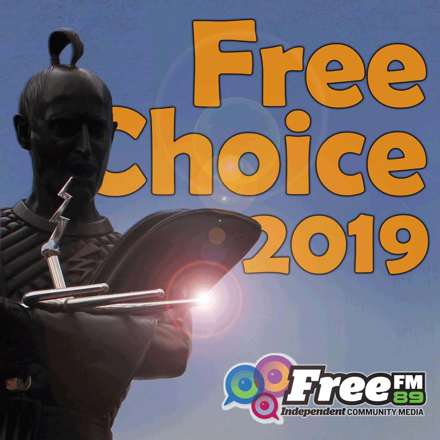 Free FM - Free Choice 2019 - Matthew Small - 23-08-2019