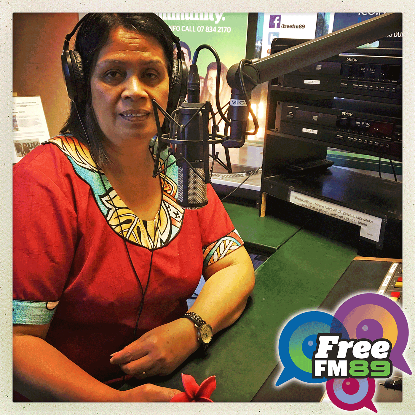 K'aute Pasifika on Air - 24-07-2019