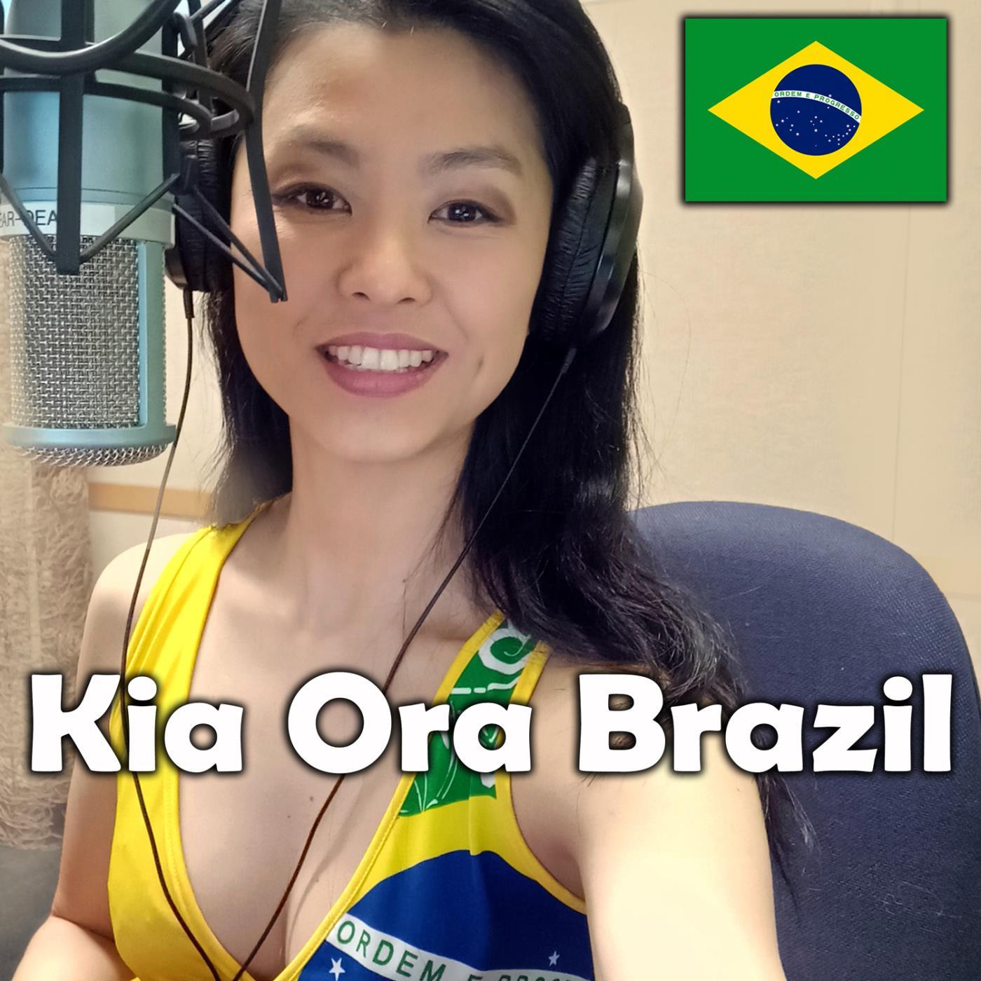Kia Ora Brazil