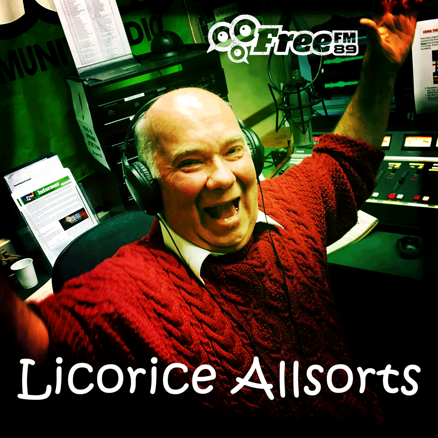 Licorice Allsorts - 23-08-2019