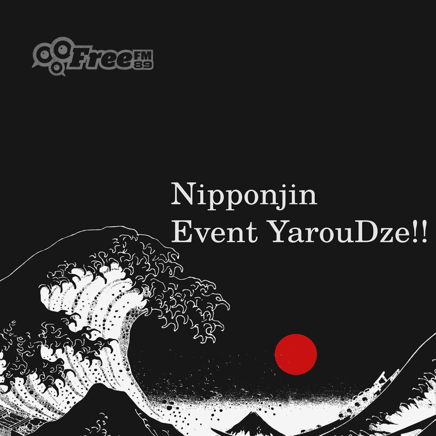 Nipponjin Event YarouDze!! - 13-04-2021