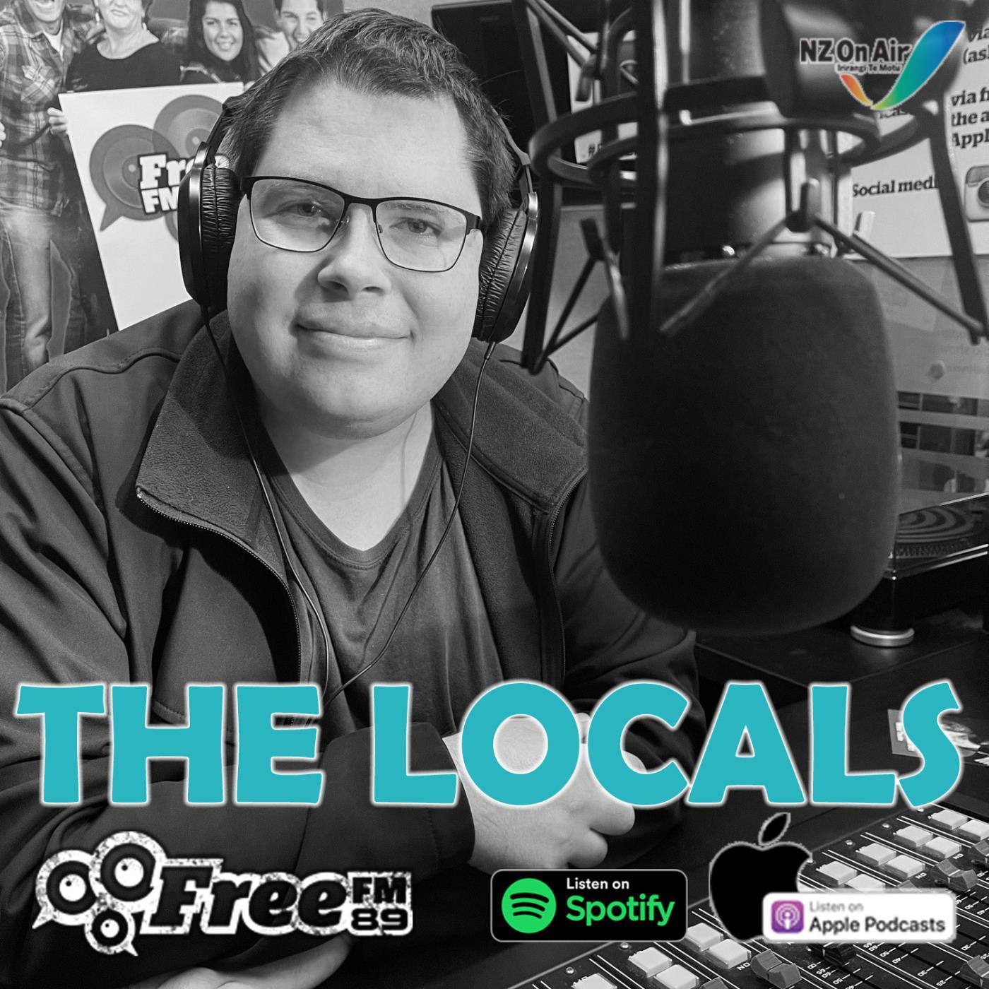 The Locals - Jason Dawson - 27-09-2021