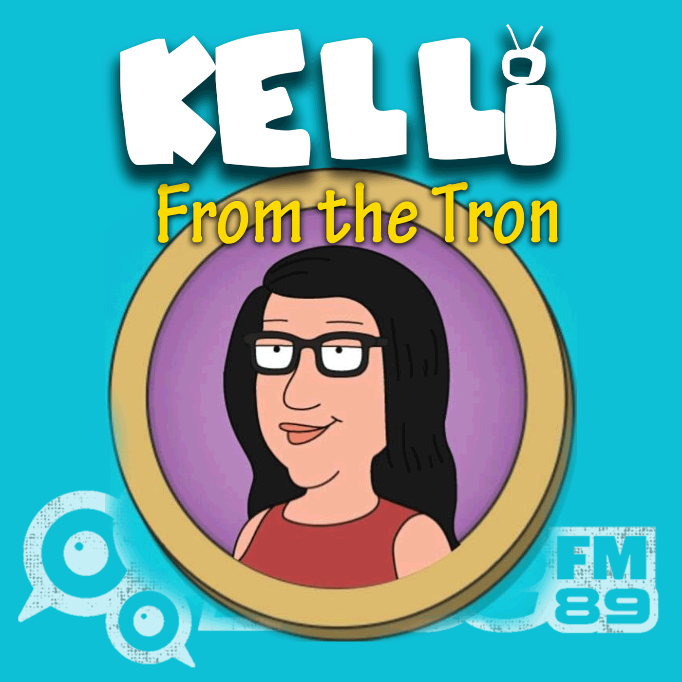 Kelli From the Tron - 19-10-2018