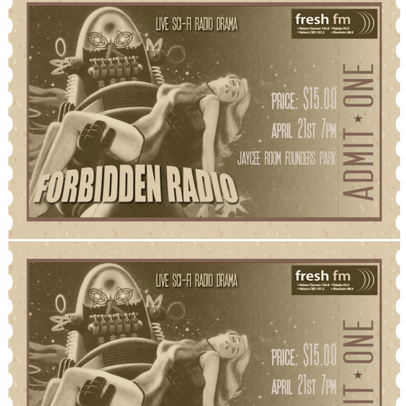 Forbidden Radio
