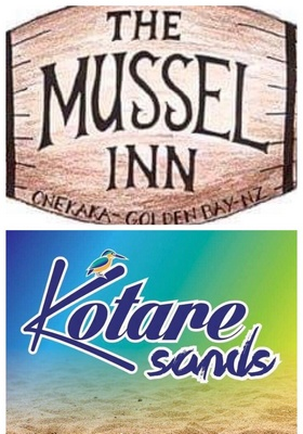 Mussel Inn and Kotare Sands