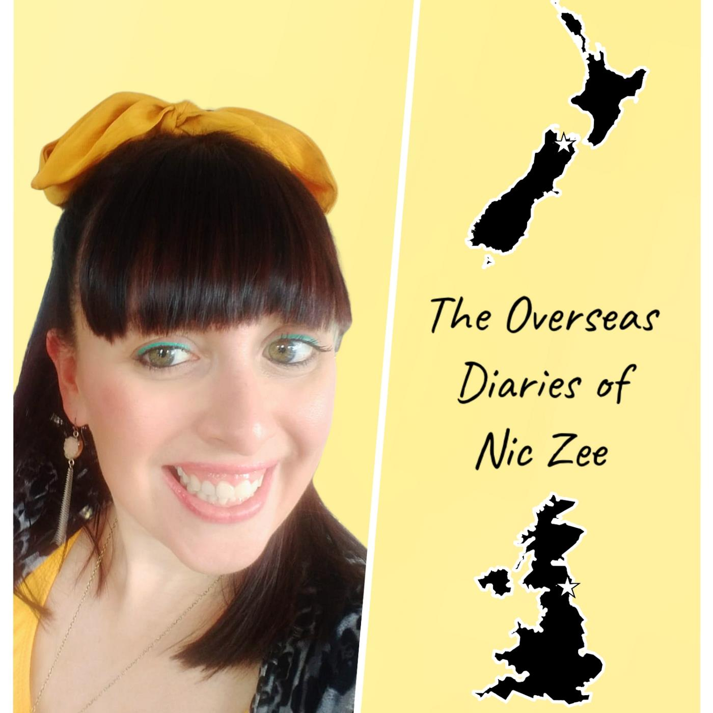 The Overseas Diaries of Nic Zee - Jan 27 2021