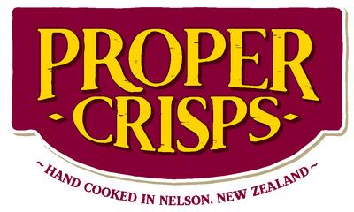 Proper Hand Cooked Crisps