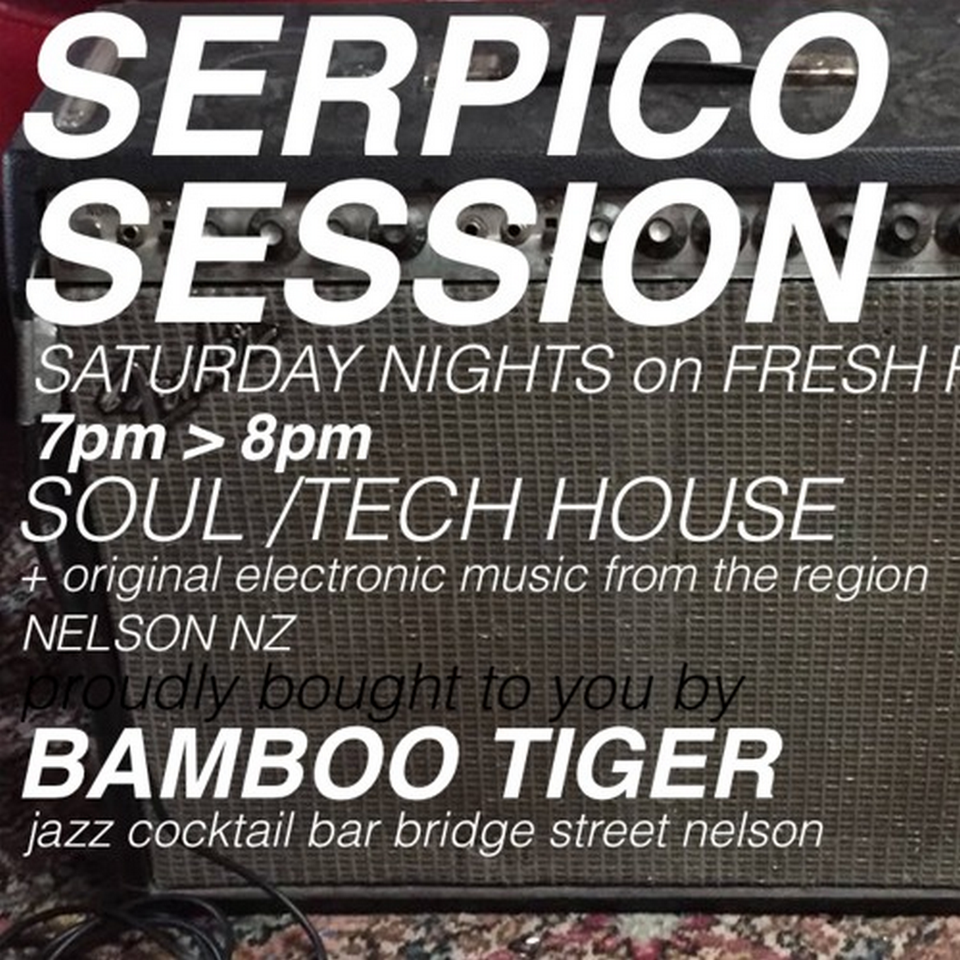 Serpico Session - Jul 20 19
