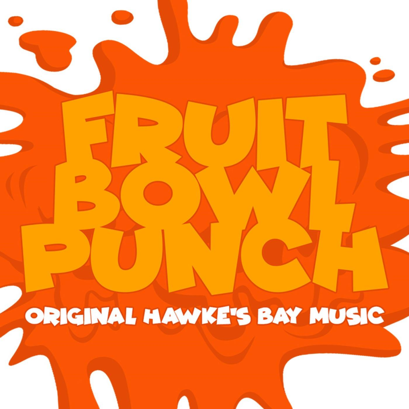 Fruit Bowl Punch-04-06-2020 - no.16 - Second to last episode, featuring random songs