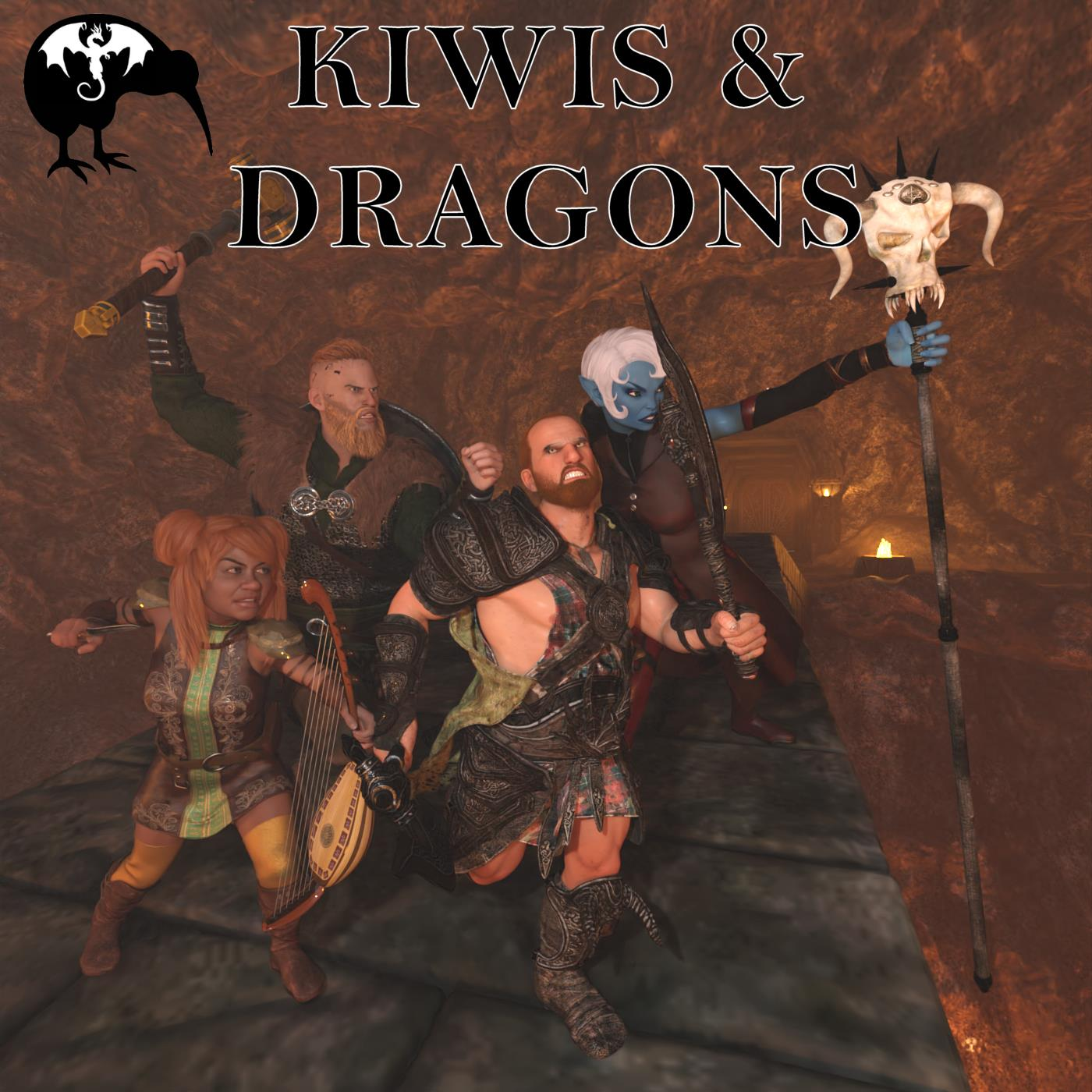 Kiwis and Dragons-26-04-2021 - Episode 1 - It's a trap
