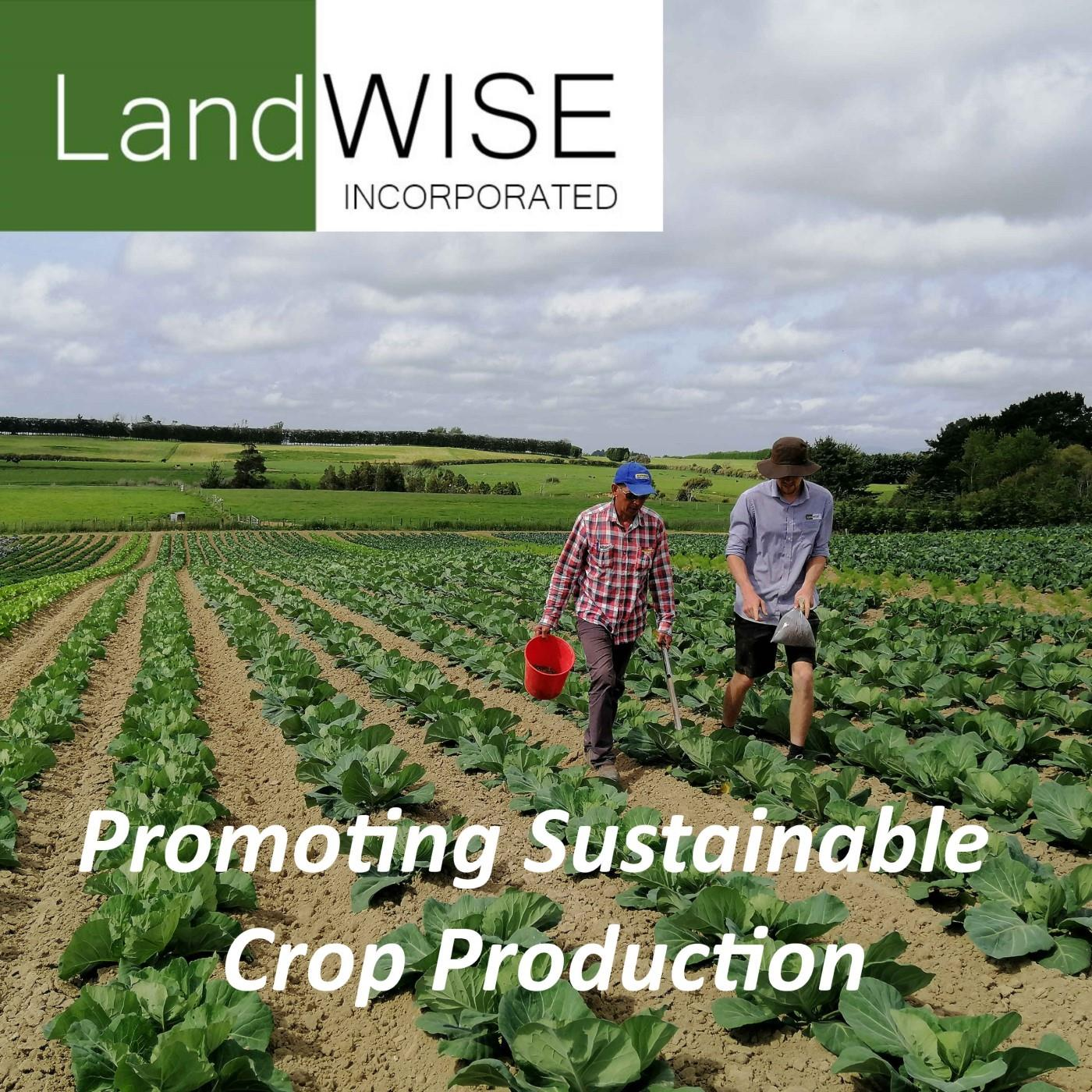 LandWISE - Promoting Sustainable Crop Production