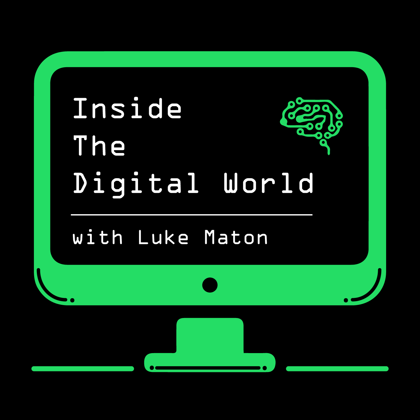 Inside The Digital World with Luke-01-04-2020 - Luke discusses the myth that there is a connection between 5G and Coronavirus