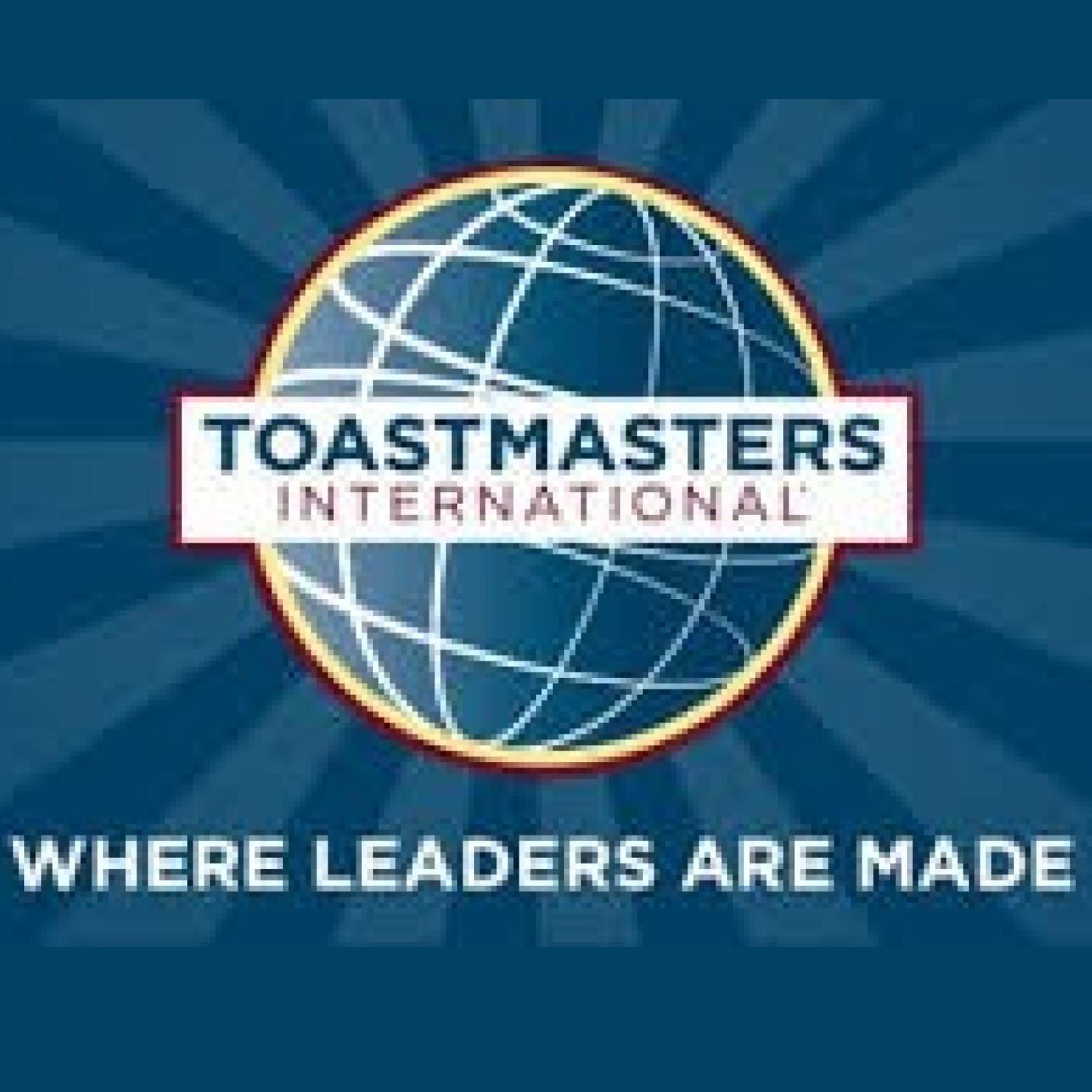 Taste of Toastmasters