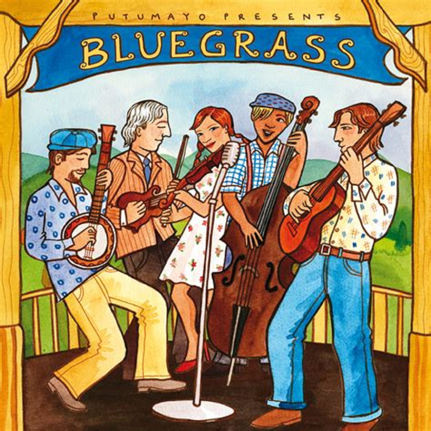 Best of Bluegrass with Trevor Ruffell-15-02-2019