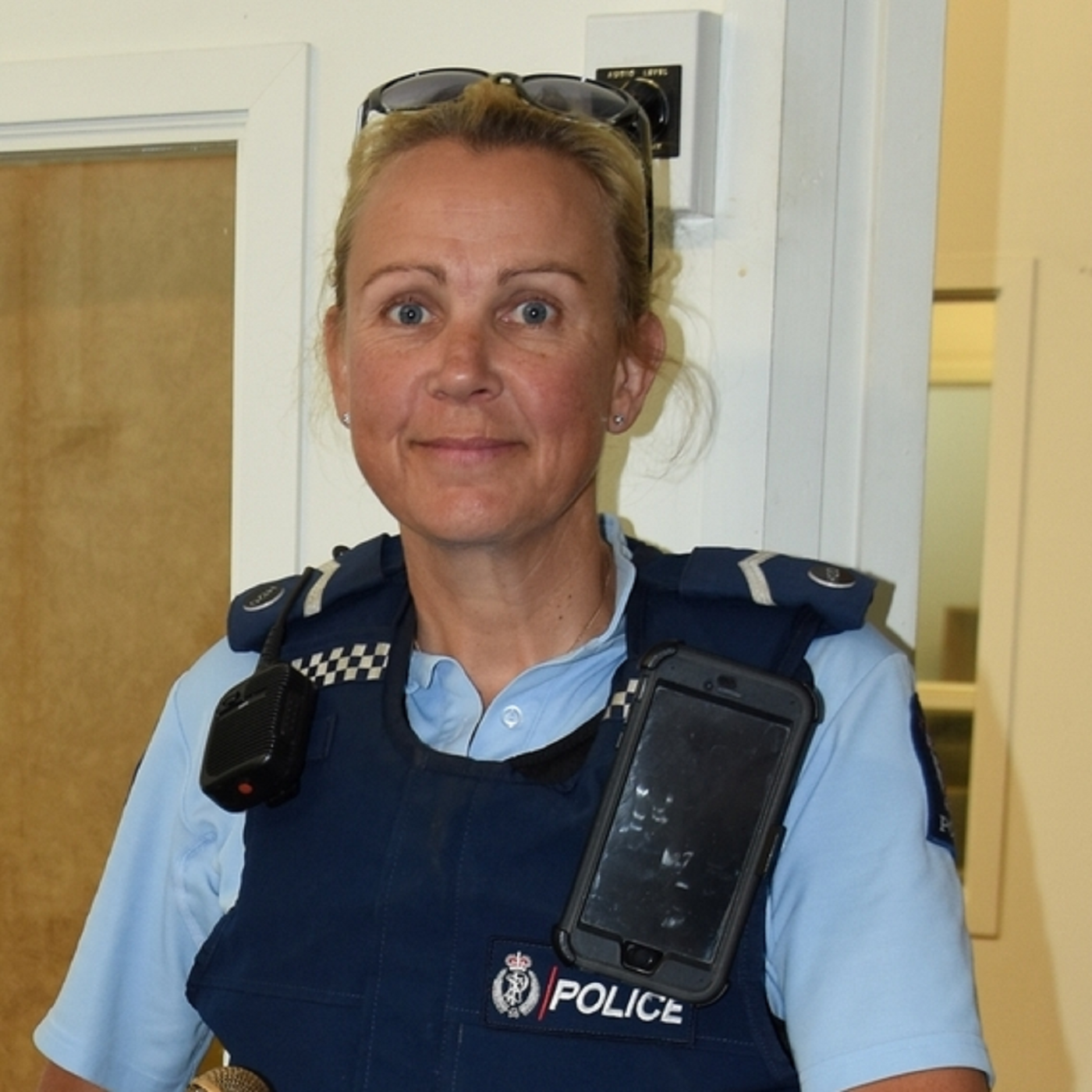 On the Beat with Constable Deb Potter-01-04-2020 Stolen Cars - Family Violence - Mental Health - Police105