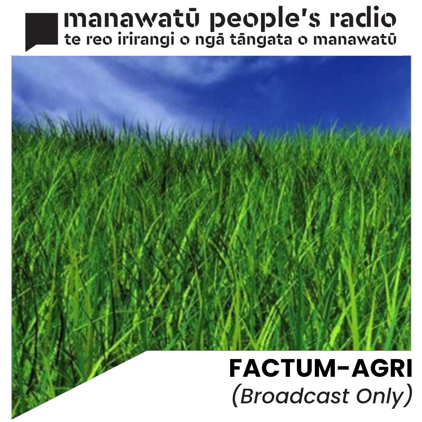 Factum-Agri (Broadcast Only)