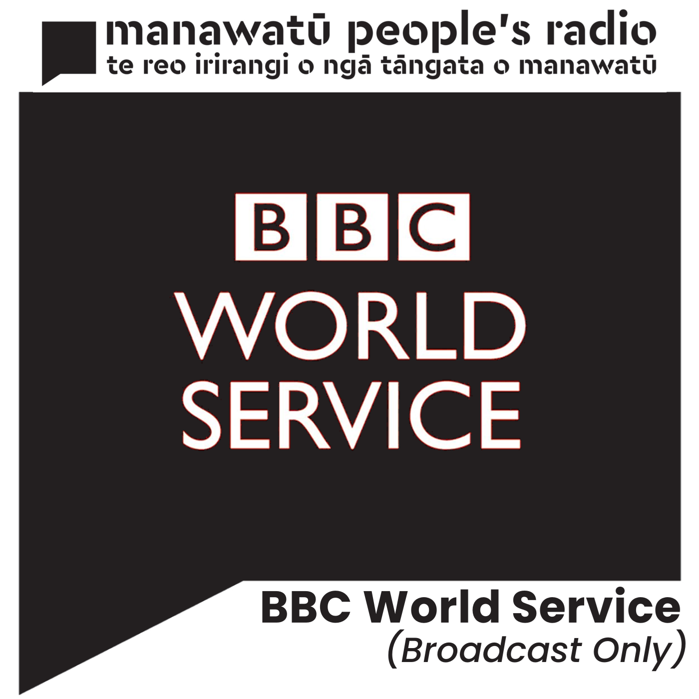 BBC World Service (Broadcast Only)