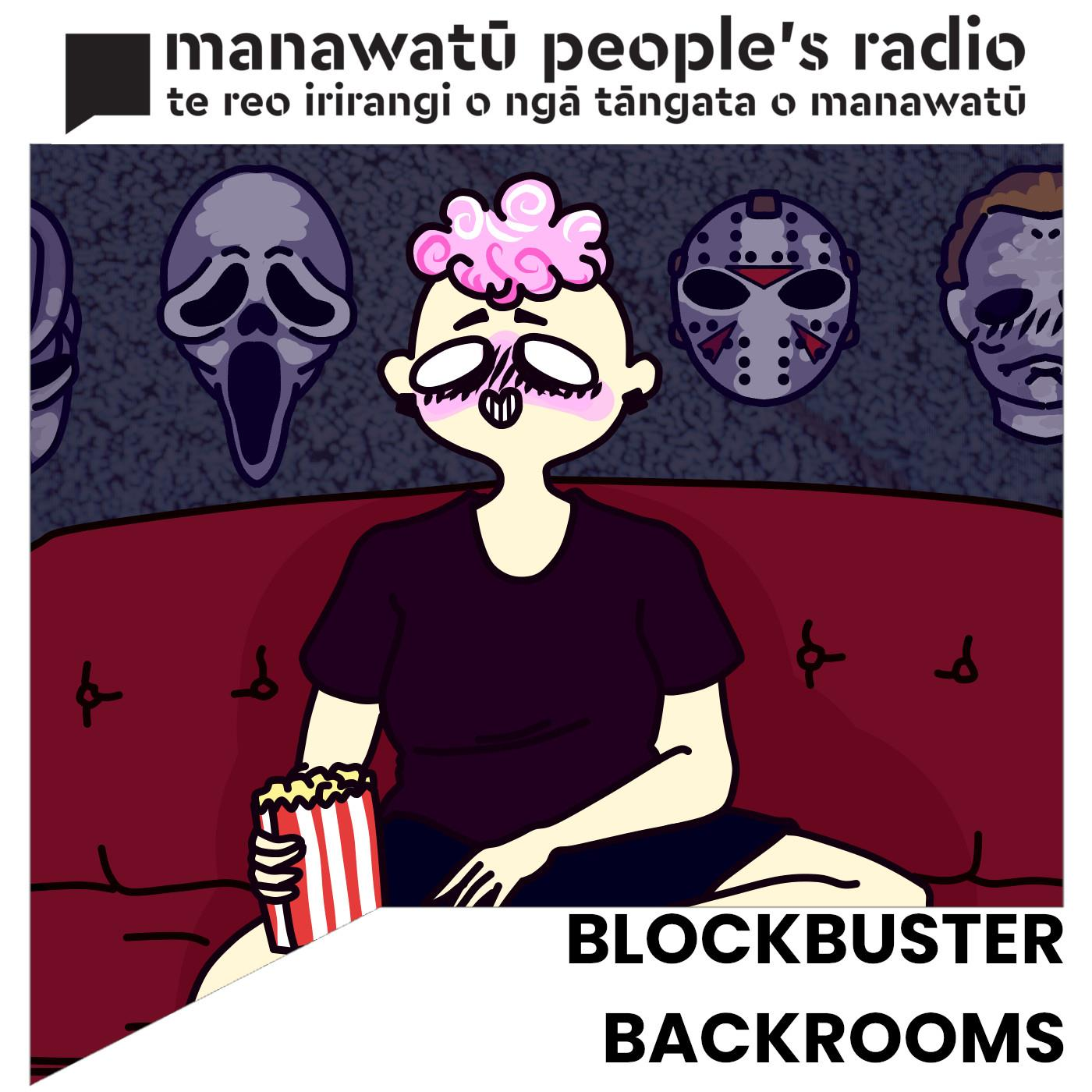 Blockbuster Backrooms-27-01-2021 Episode 2