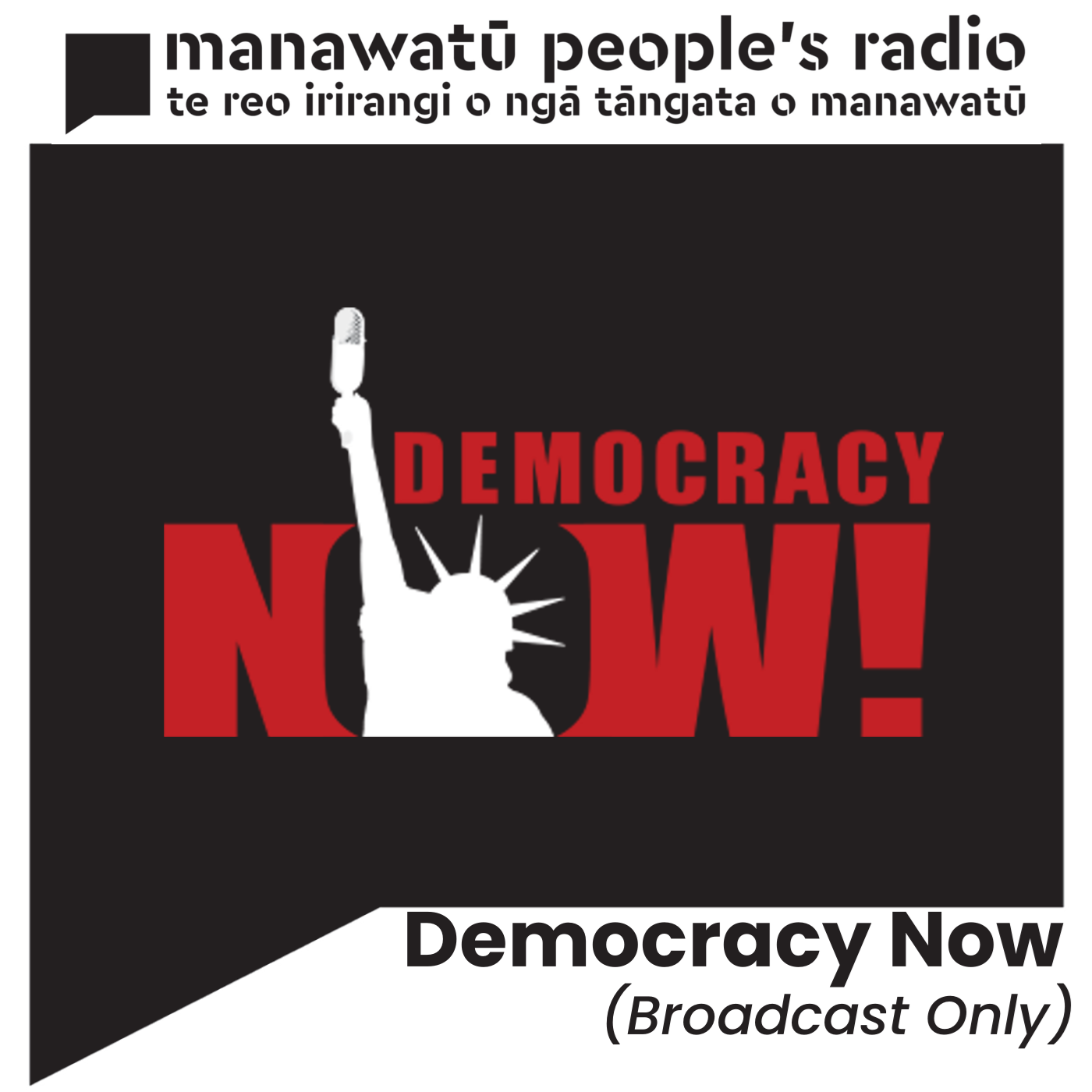 Democracy Now! (Broadcast Only)