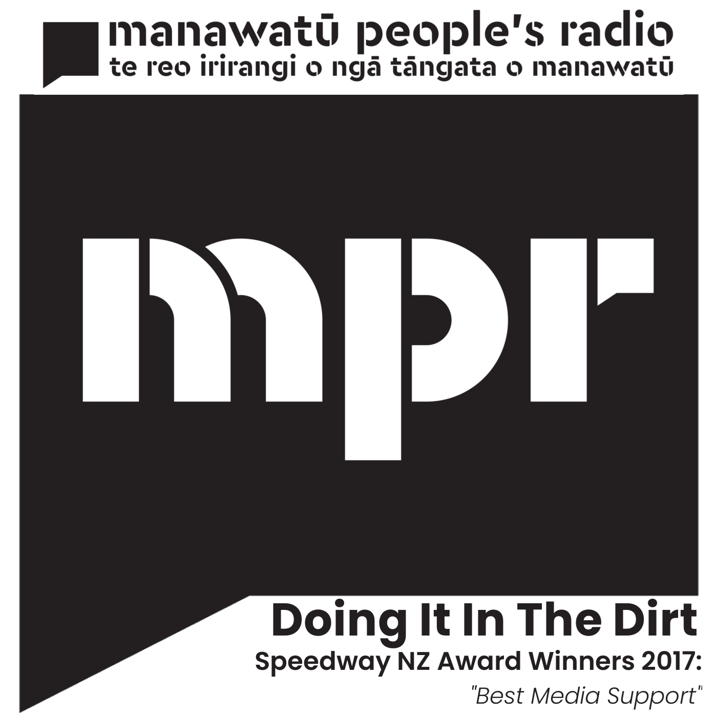 Doing it in the Dirt 16-08-2018
