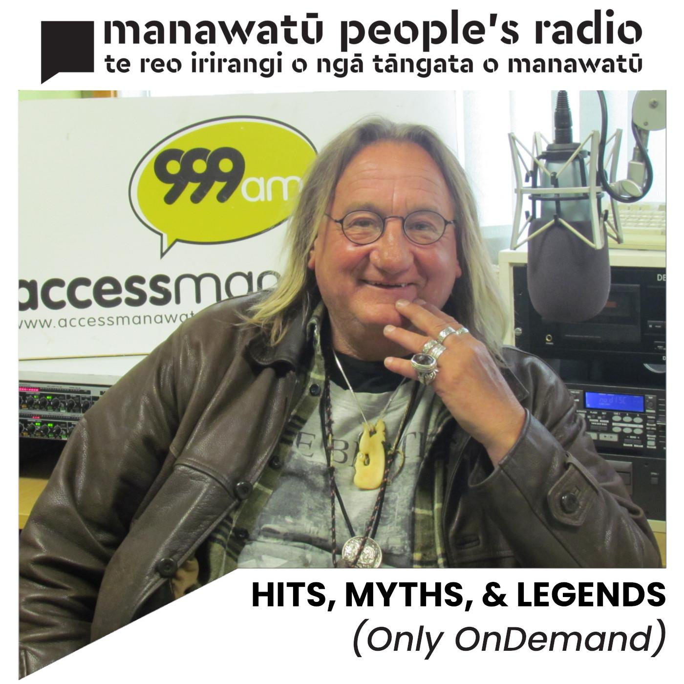 Hits, Myths, and Legends (OnDemand Only)-25-05-2020 -