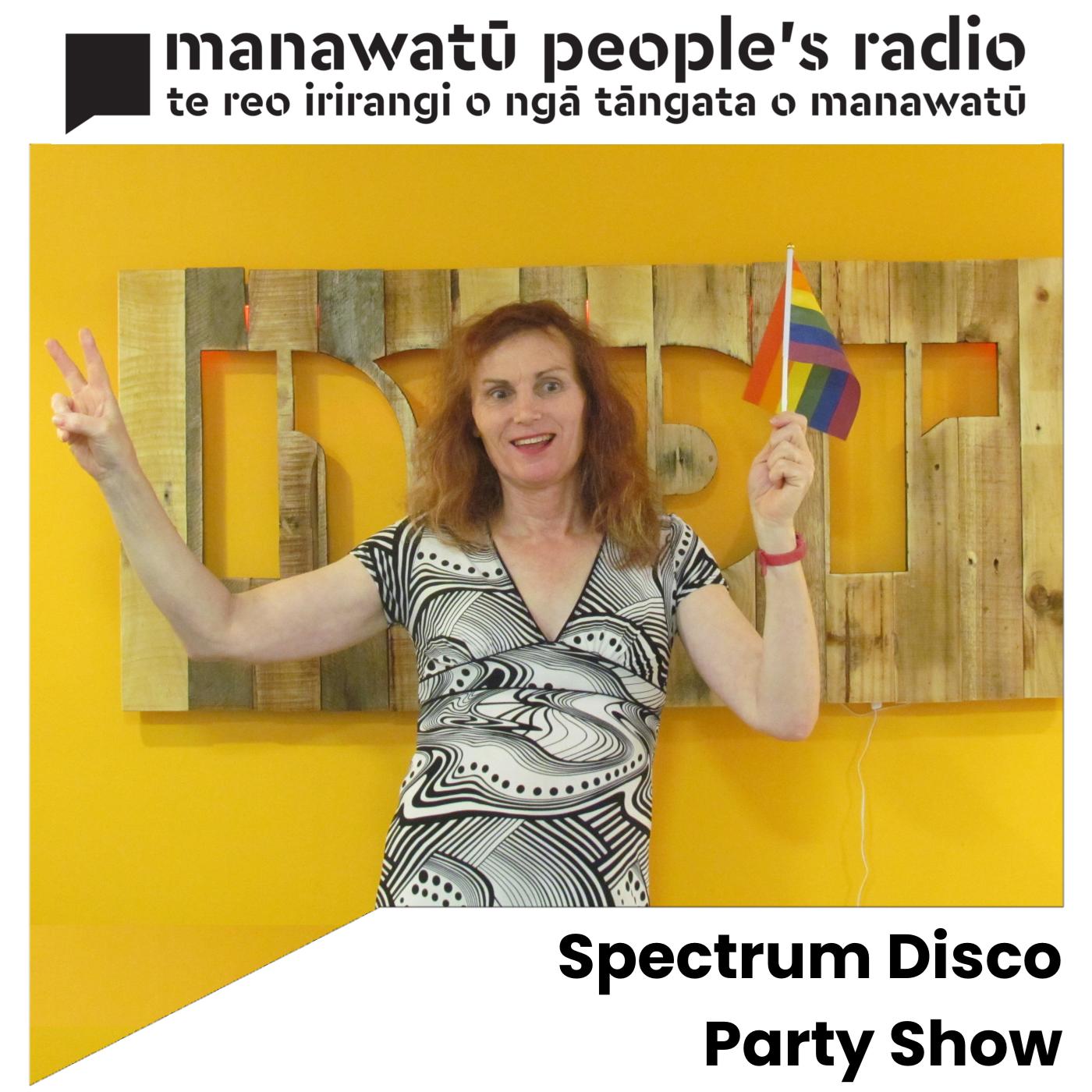 Spectrum Disco Party Hour 22-03-2019