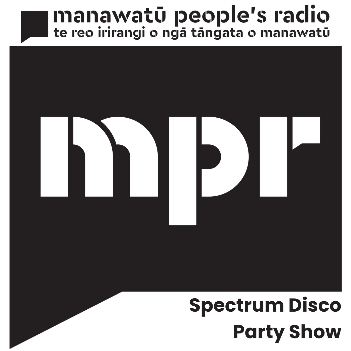 Spectrum Disco Party Hour 21-09-2018