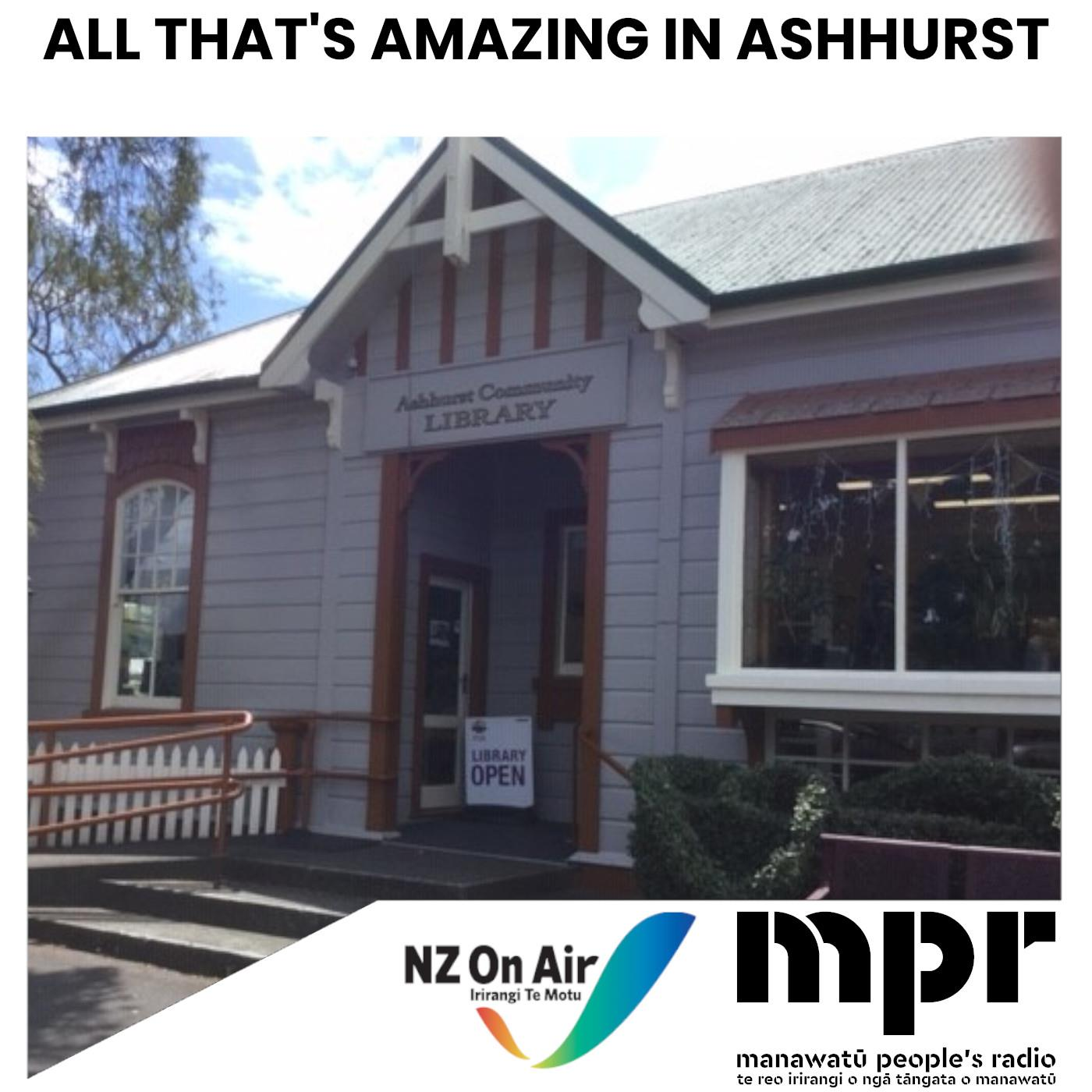 All that's Amazing in Ashhurst