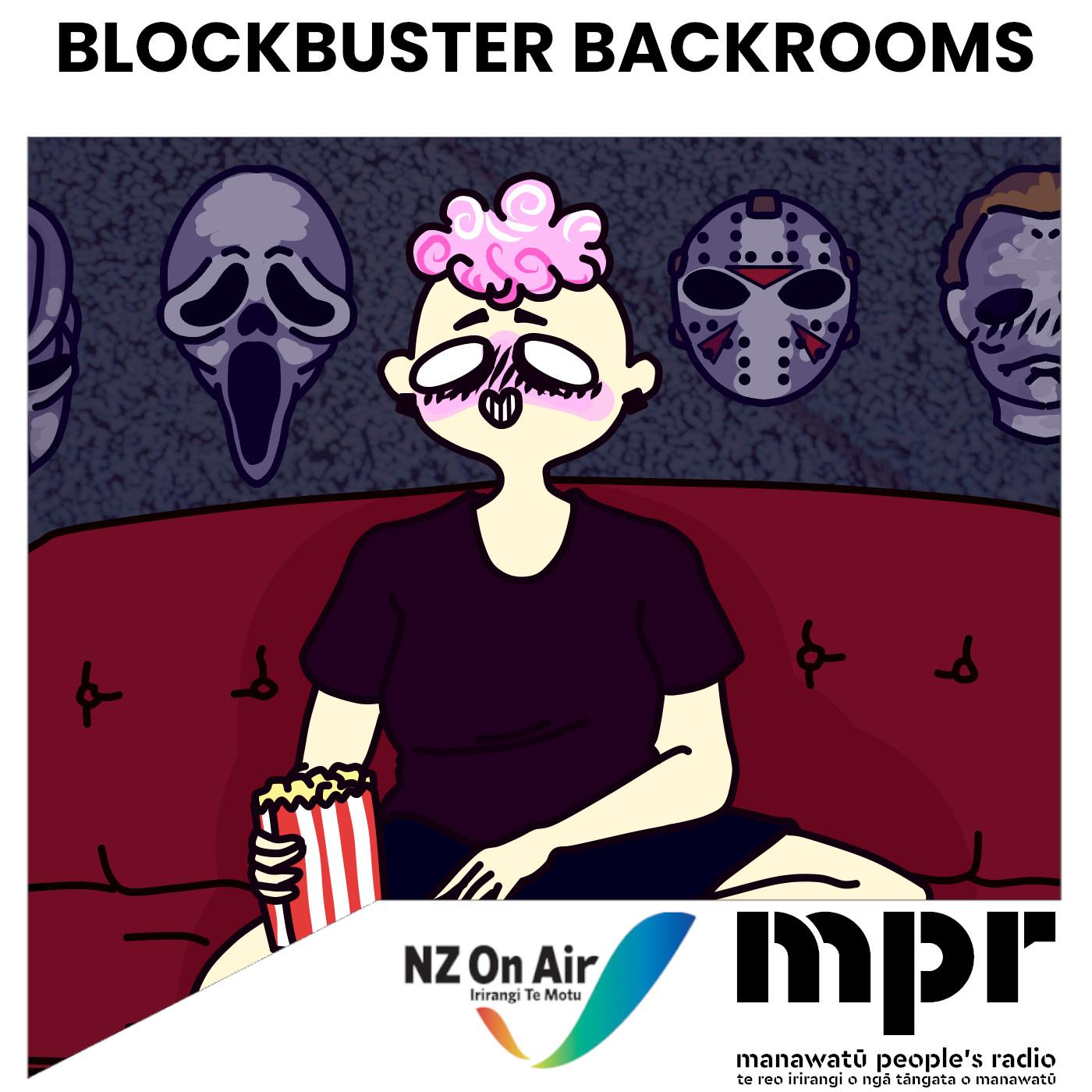 Blockbuster Backrooms-05-05-2021 Episode 16