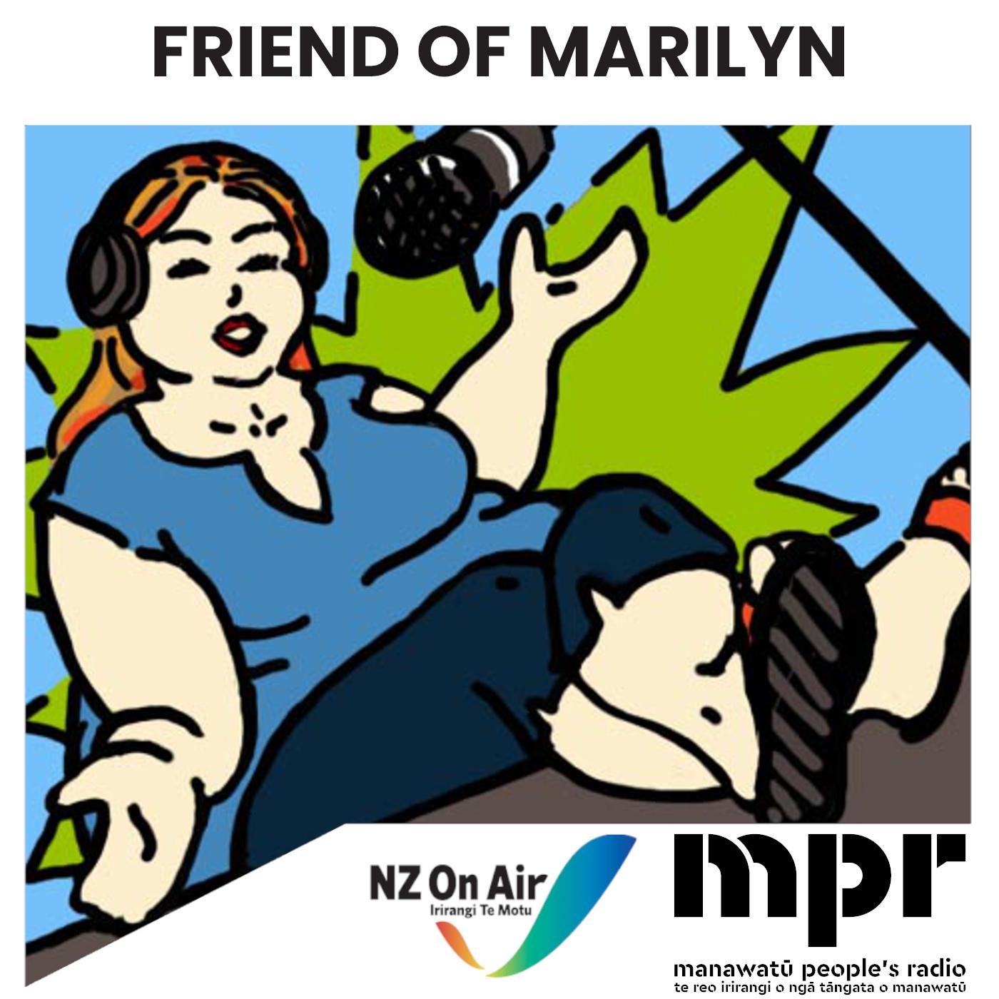 Friend Of Marilyn Episode 343 - 06-05-2021