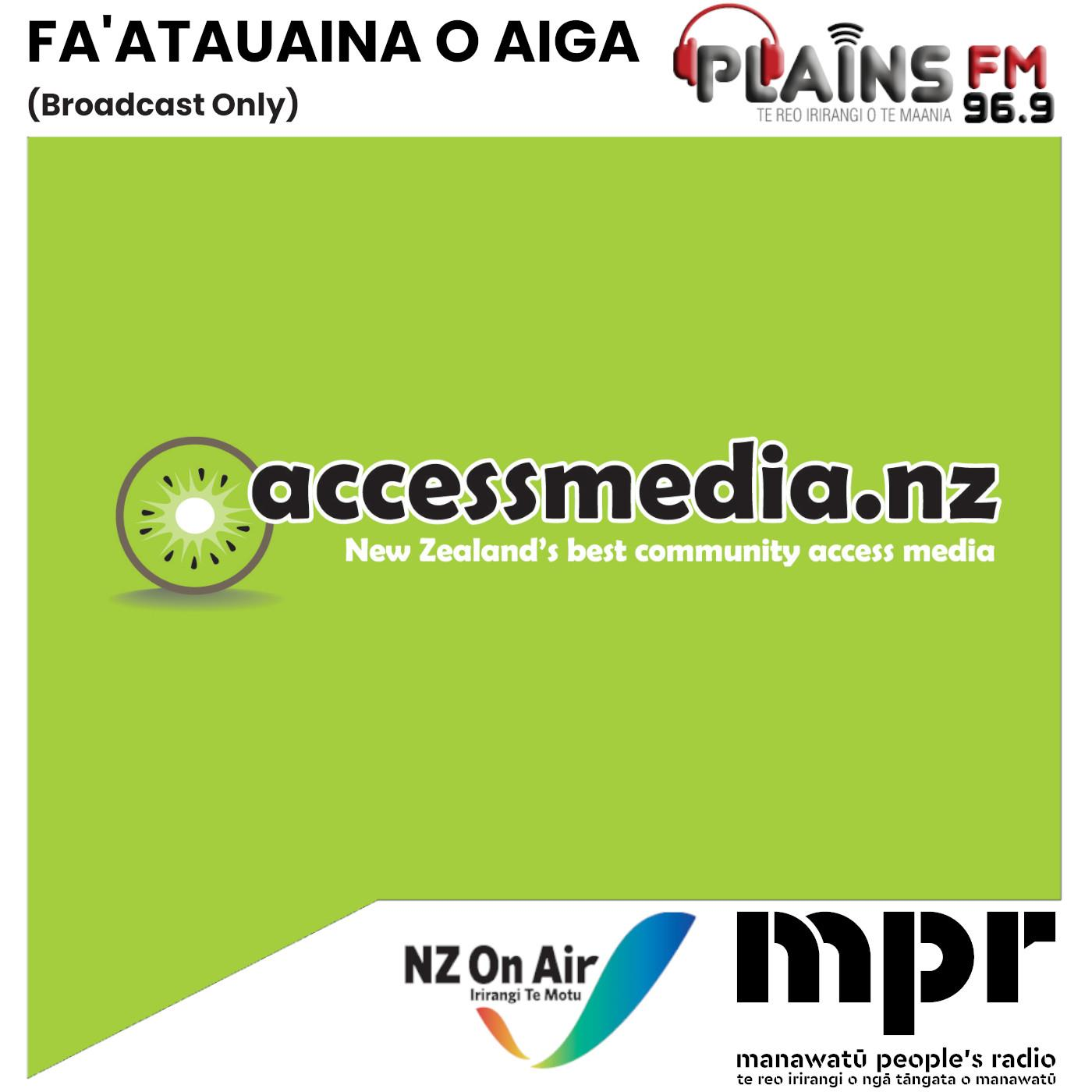 Fa'atauaina o Aiga (Broadcast Only)