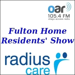 Fulton Home Residents' Show - 18-07-2019 - Songs about Cities