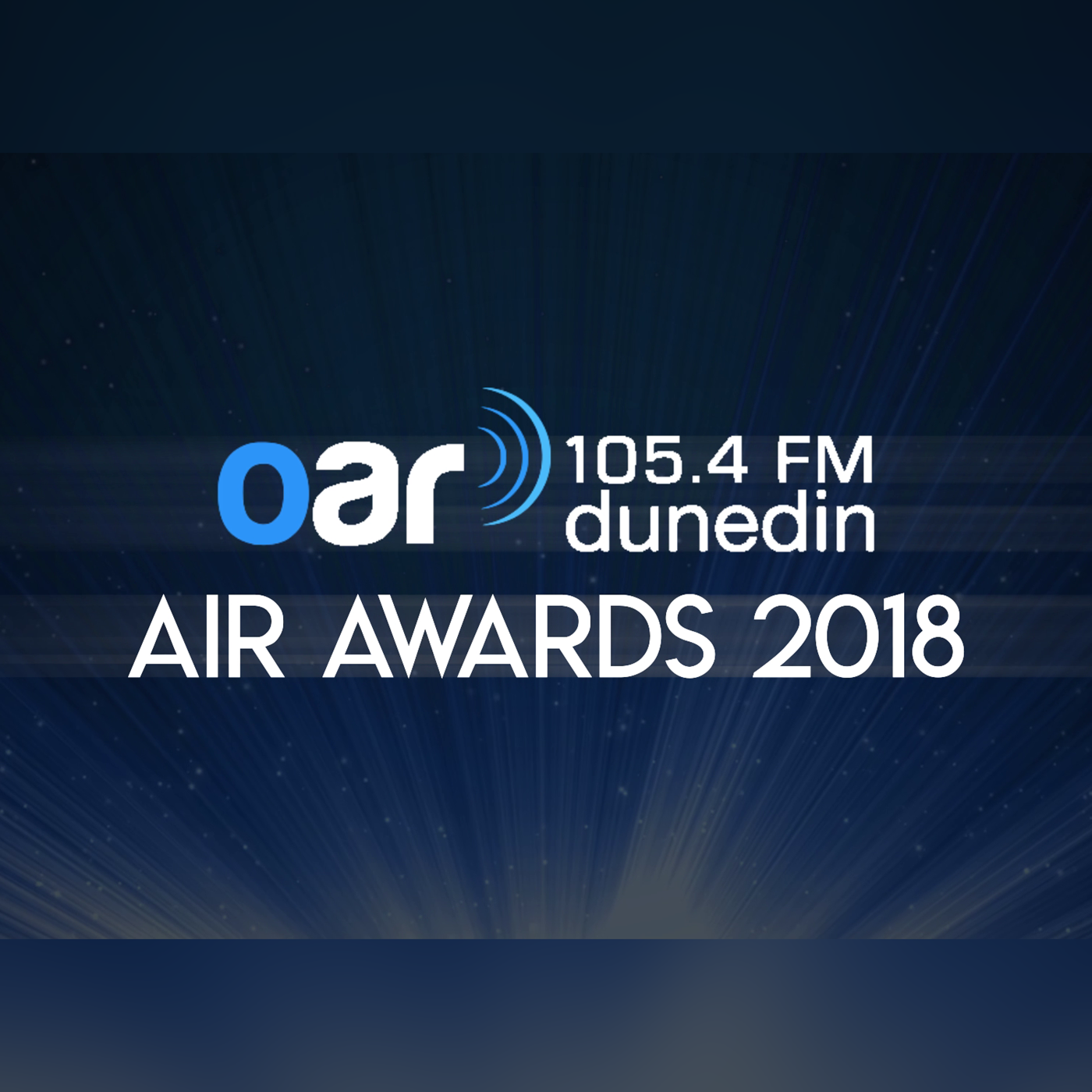 OAR FM Dunedin Air Awards Winners 2018