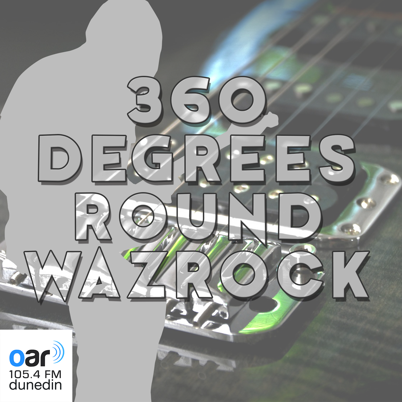 360 Degrees 'Round Wazrock