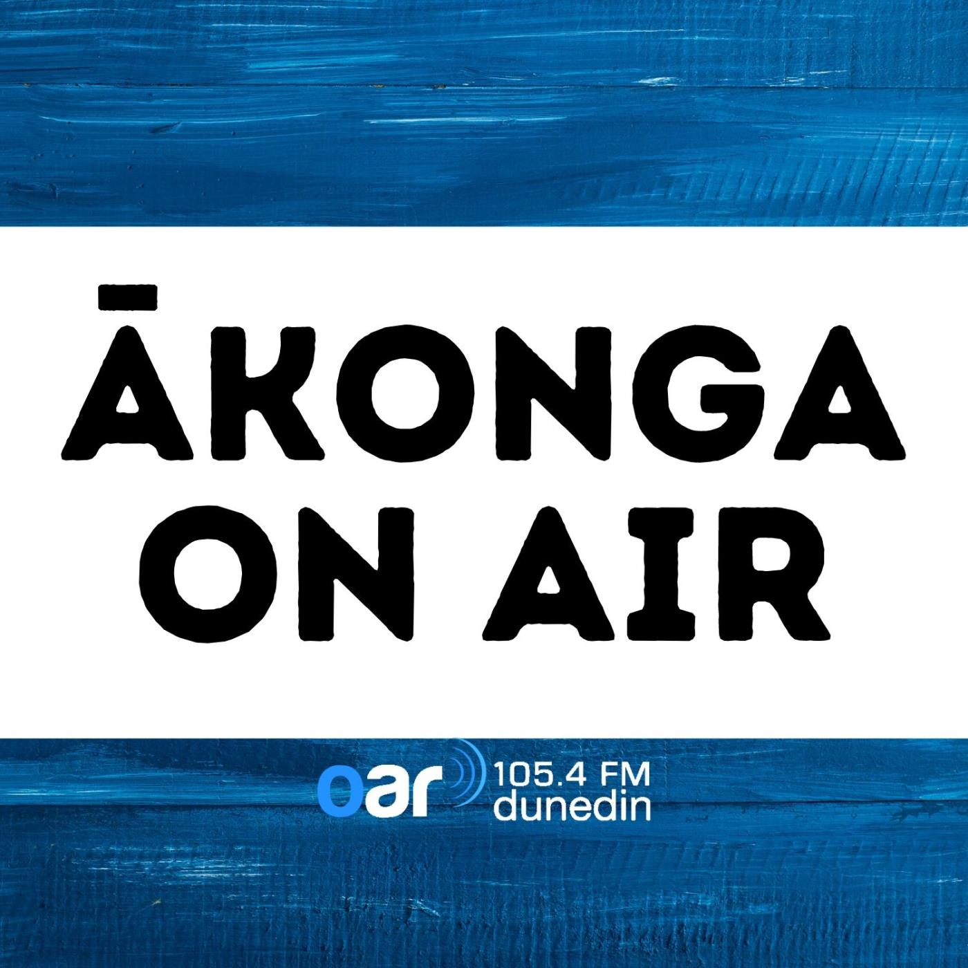 Ākonga on Air