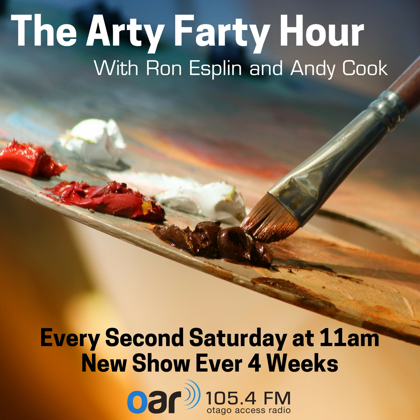 Arty Farty Hour - 20-07-2019 -  Frances Hodgkins