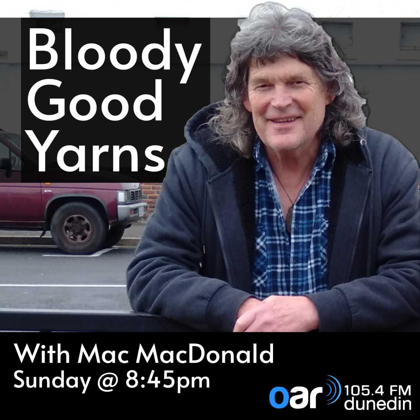 Bloody Good Yarns