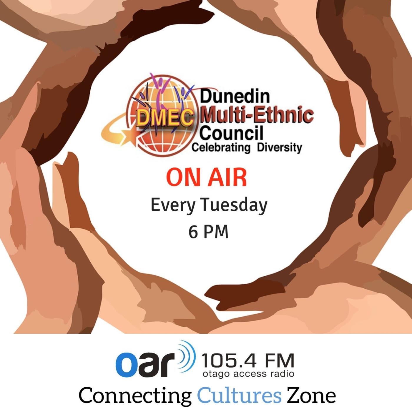 Dunedin Multi Ethnic Council On Air - 26-01-2021