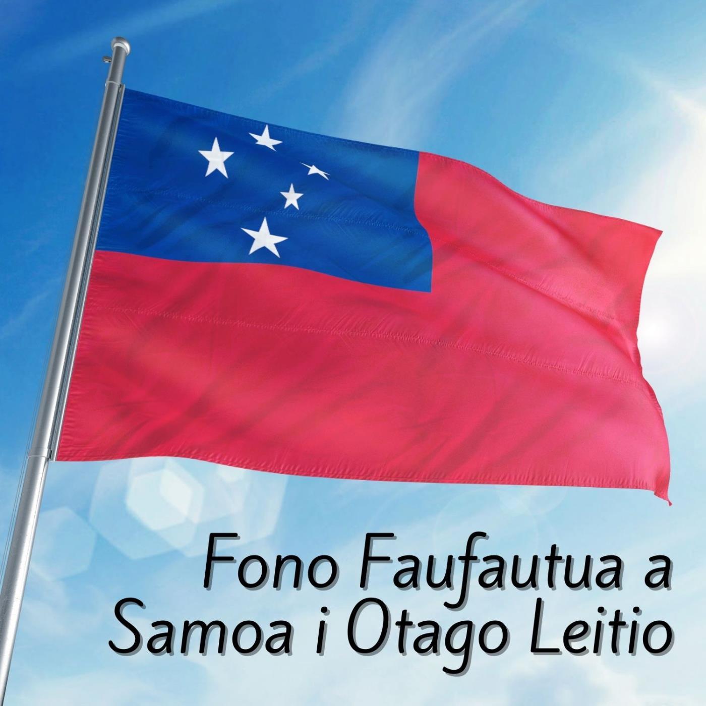 Fono Faufautua a Samoa i Otago Leitio
