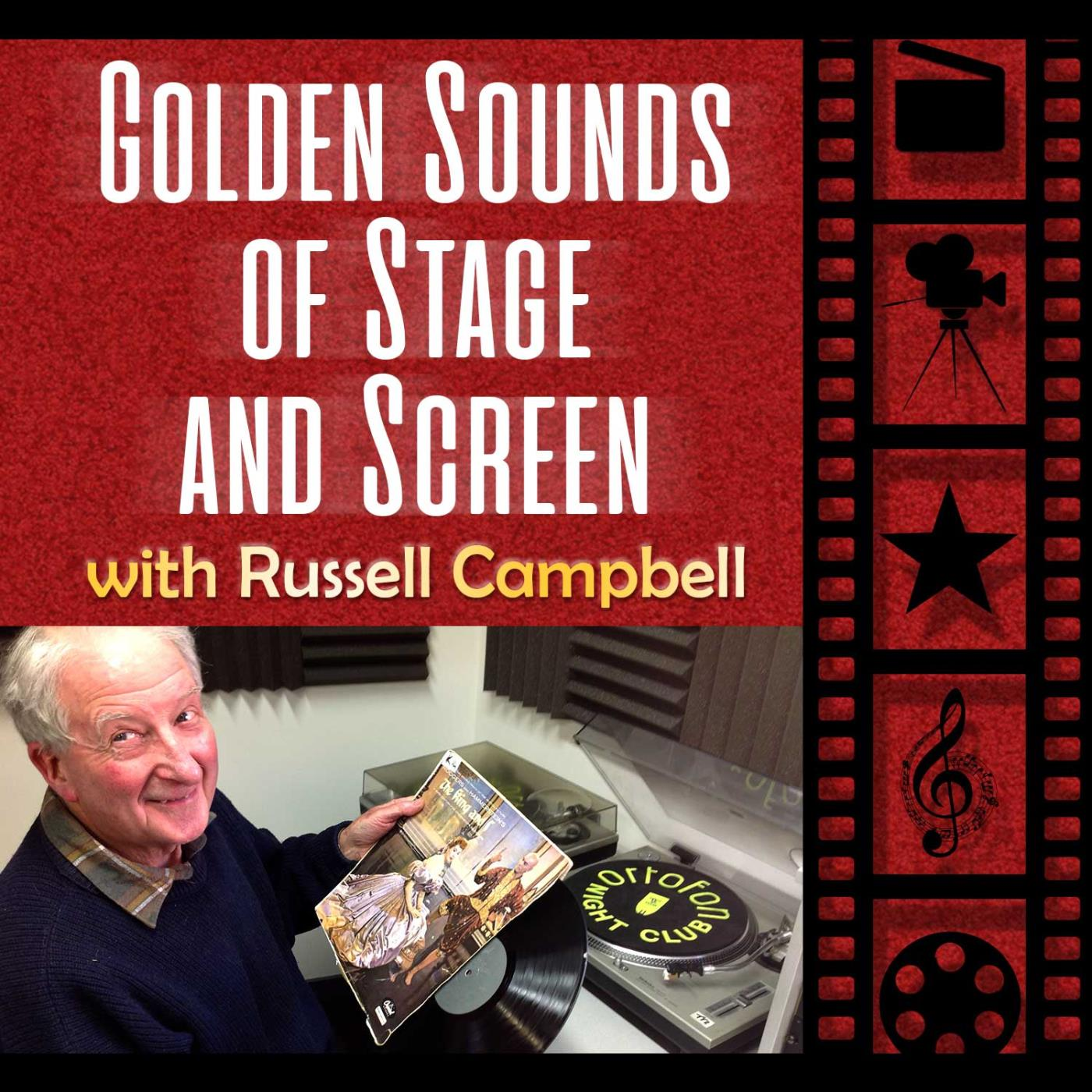 Golden Sounds of Stage and Screen - 19-10-2020 - My Fair Lady, Gigi and Calamity Jane