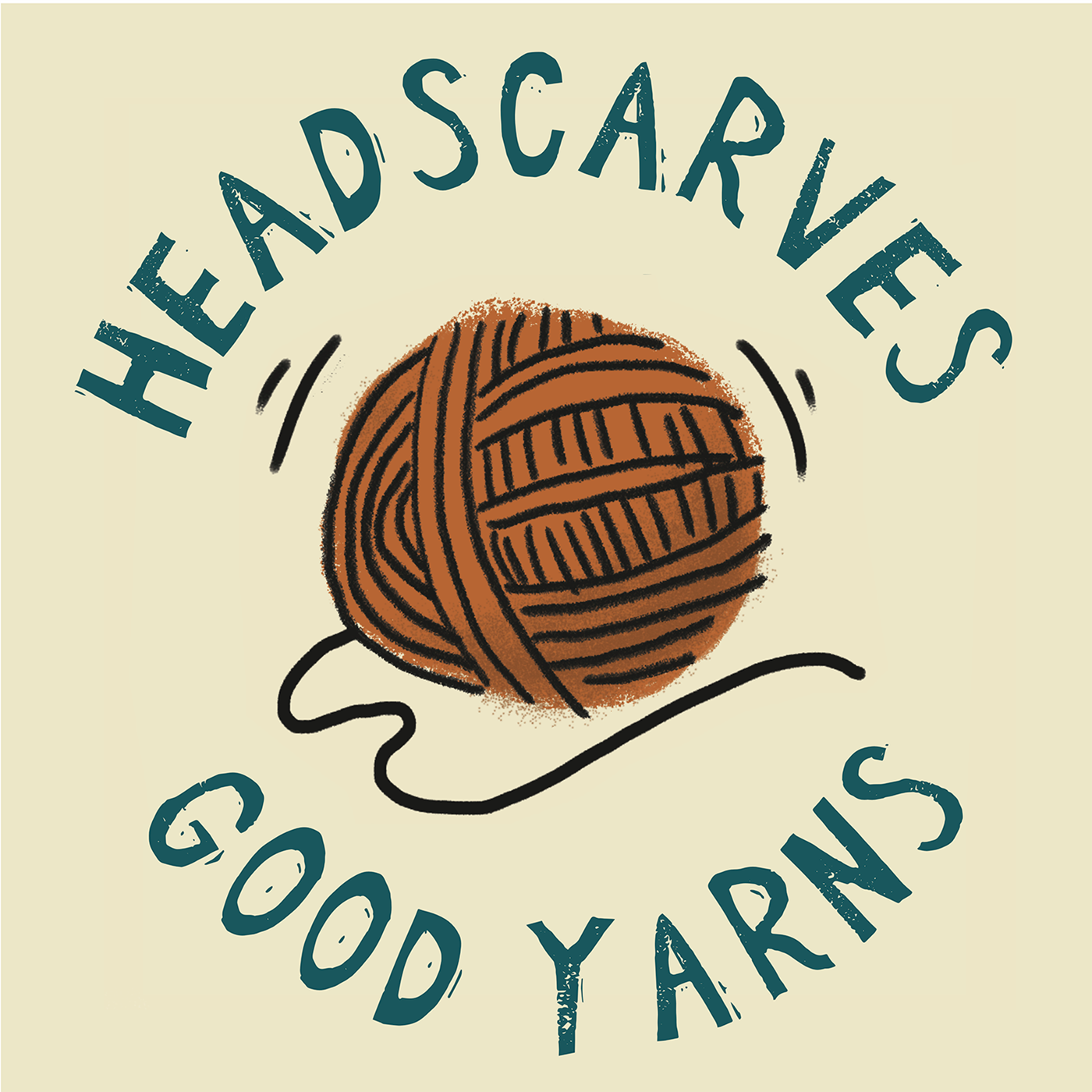 Headscarves and Good Yarns