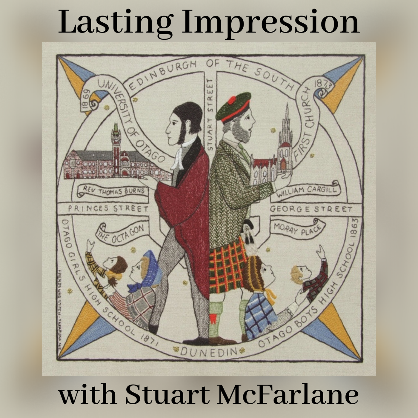 Lasting Impression: The Scottish Diaspora Tapestry Project