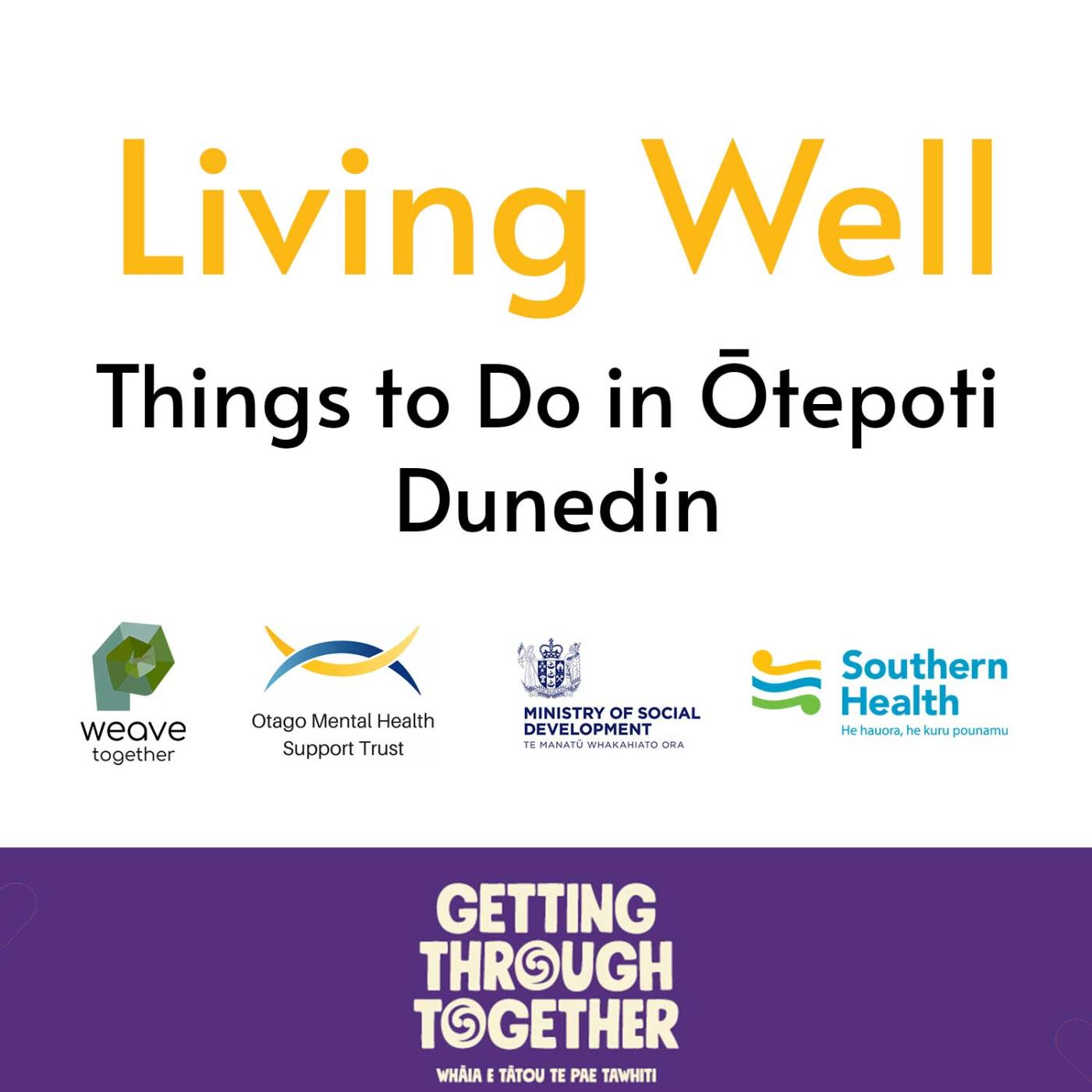 Living Well: Things to Do in Ōtepoti Dunedin