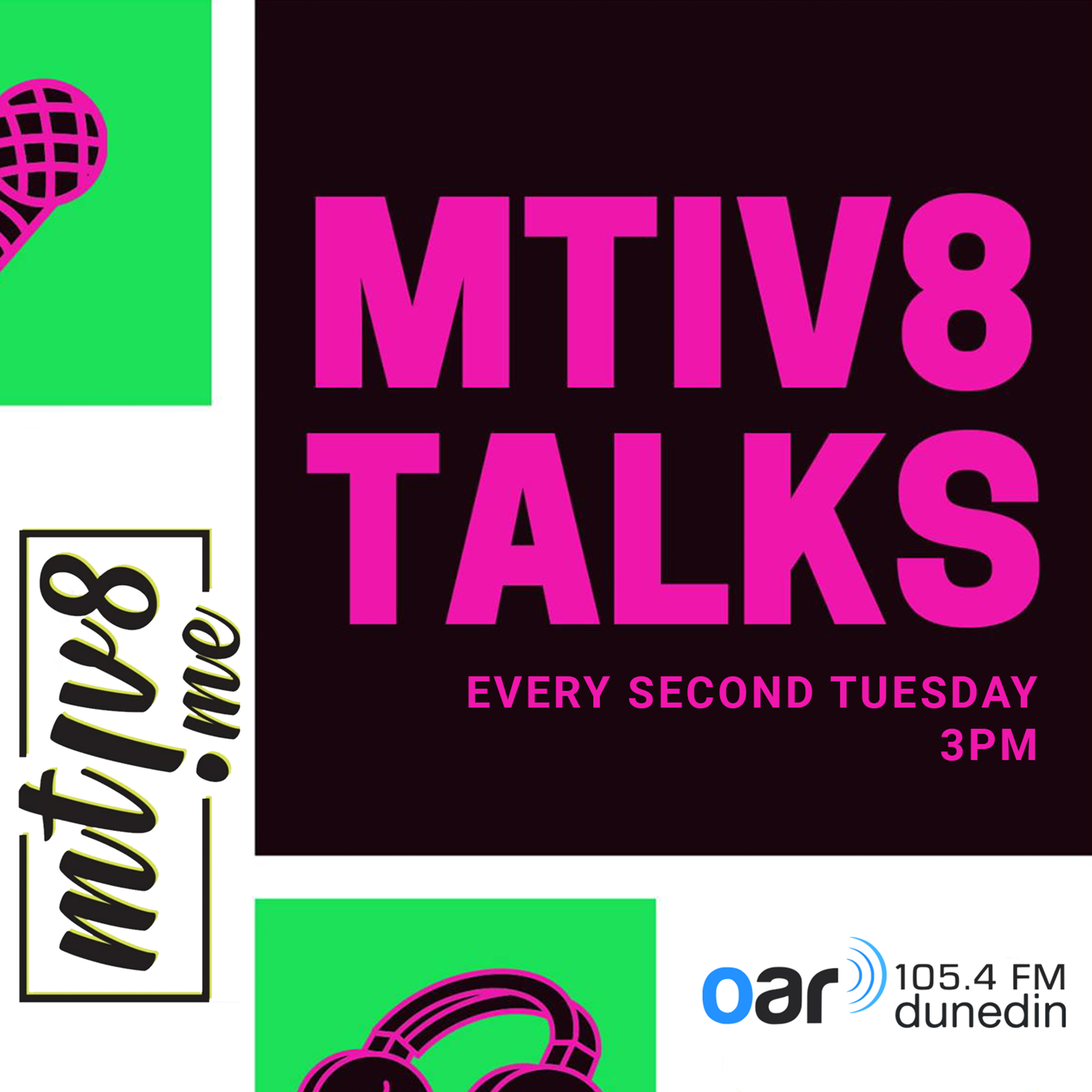 mtiv8Talks - 08-04-2020 - Studying from Home