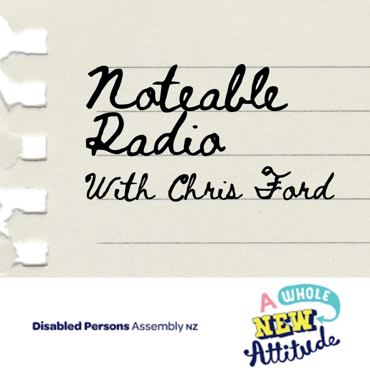 Noteable Radio - 15-10-2021 - How to get Vacinated