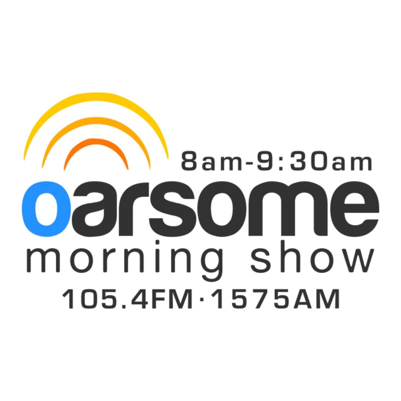 OARsome Morning Show - 27-01-2021 - Alliance Francaise Dunedin - David Moir