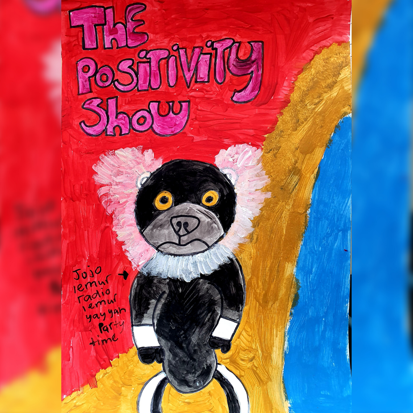 The Positivity Show - 25-11-2020 - 41 - Lisa from Friendlink