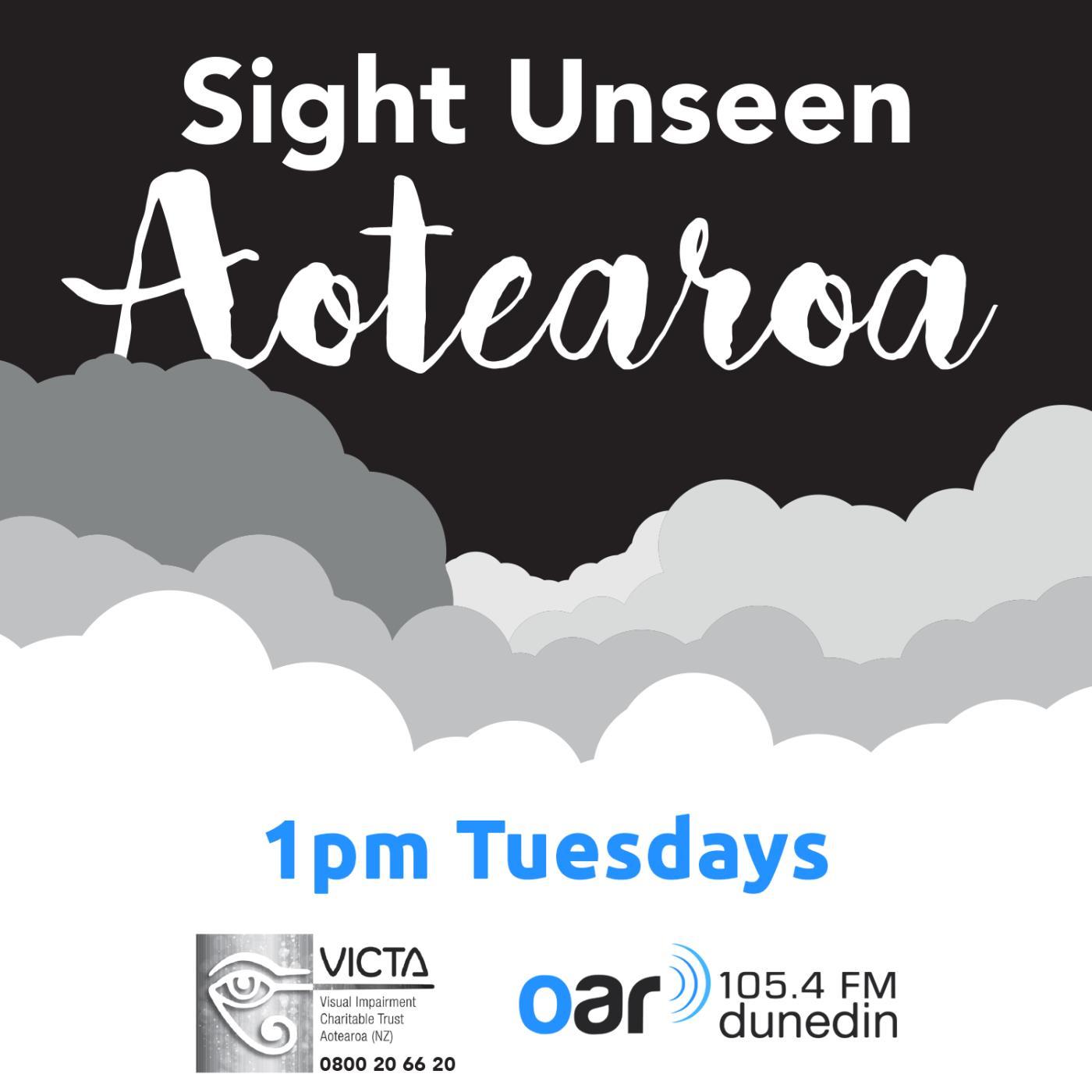 Sight Unseen Aotearoa - 22-09-2020 - Ravi Dass (Mr Four Eyes)